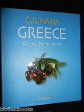 Culinaria Greece: A Literary, Culinary & Photographic Journey for Gourmets 2004