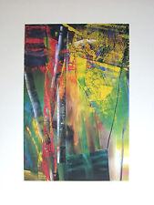 Gerhard Richter Victoria I farbige Offsetlithografie drucksigniert