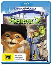 Shrek 2 (Blu-ray, 2011)