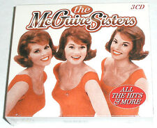 "The McGuire Sisters *48 Greatest Hits *NEW 3-CD Boxset - ""All The Hits & More"""