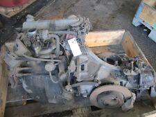 MOTORE AUDI 100 c1 1.8 63kw 85ps a carburatore INGRANAGGI AVVIAMENTO