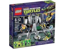 LEGO 79105 - Teenage Mutant Ninja Turtles - Baxter Robot Rampage - VHTF