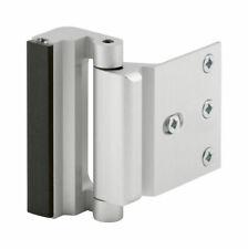 Prime-Line  Satin Nickel  Silver  Aluminum  Entry Door Blocker  1 pk