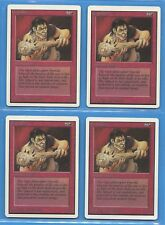 ✧✧ MTG: Unlimited: Gray Orge: PLAYSET of 4