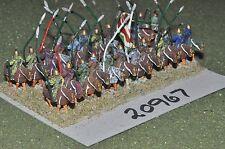 15mm roman era / parthian - cataphracts 24 cavalry - cav (20967)