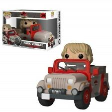 Funko - POP Ride: Jurassic Park - Park Vehicle Brand New In Box