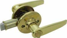 Mobile Home/RV Interior Lever Privacy Brass Lock