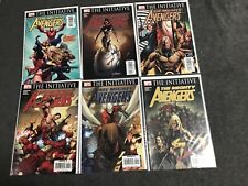The Mighty Avengers #1-33 NM Marvel 2007