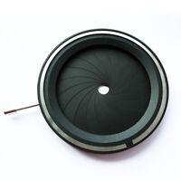 4-60MM Iris Diaphragm Aperture Condenser 18 Blades Camera Microscope Adapter