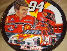 Bill Elliott Fan's Favorite # 94  Hamilton Collection Decorator plate   6 1/4''