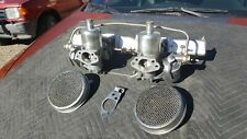 Austin Healey 100-6 3000 SU carburetors and manifold