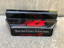 NEW BALANCE RARE VINTAGE 80s 90s Shoe Shelf Shelves Display for Slat Walls