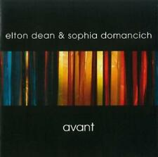 Avant Elton Dean & Sopia Domacich CD  Neu!