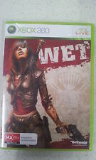 Wet Xbox 360 Game PAL