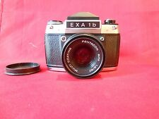 EXA 1b Objektiv Pentacon 2,8/50  Spiegelreflexkamera Kamera