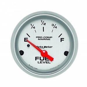 Auto Meter 200760-33 Gauge Fuel Level