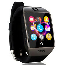 Bluetooth Smart Wrist Watch w/ Camera NFC Support SIM Card For Android IOS Phone