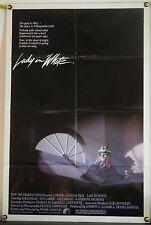 LADY IN WHITE FF ORIG 1SH MOVIE POSTER LUKAS HAAS SUPERNATURAL HORROR (1988)