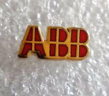 Pin's ABB équipements Électriques Informatique