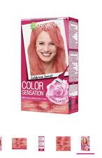 Garnier Color Sensation Hair Color Cream California Sunset 7.26 Coral  Pink