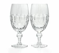 Waterford Crystal Curraghmore Iced Beverage Set of 2 Glasses #1054672