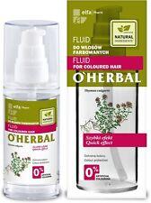 23,98EUR/100ml O'HERBAL Haar Seide Serum für coloriertes Haar mit Thymian  50 ml