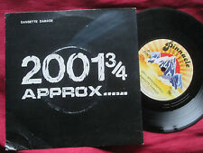 "Dansette Damage 2001 3/4 Approx......Pinnacle Records PIN 30 UK Vinyl 7""Single"