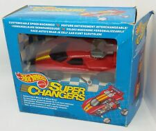 Hot Wheels Super Changers Gtp Car Personalised in Box