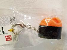 Asian Japan Sushi Nigiri Rice Keychain Uni Sea Urchin