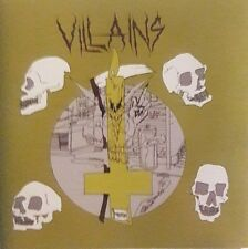 ROAD TO RUIN By VILLIANS (CD 8 Tracks, Nuclear War Now! Music 2011, RARE)