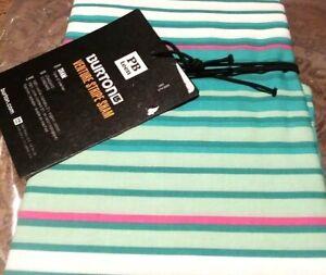 POTTERY BARN Euro Sham Burton Venture Stripe Teal Blue Magenta Pink 26 x26 NIP
