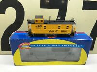 Athearn Ho Scale MKT Cupola Caboose RD #1014 RTR New Old Stock