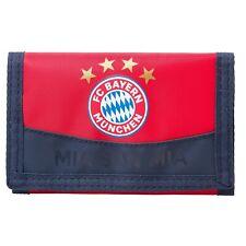 FC Bayern München FCB Geldbörse Geldbeutel Geldtasche offizielles Lizenzprodukt