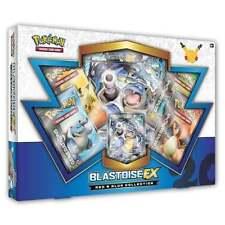 Blastoise EX Box Pokemon Cards TCG Generations Red & Blue Rare Collection New