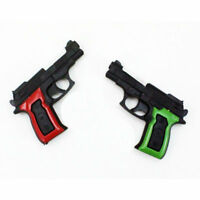 kids childs police toy plastic gun shooting shoot stocking filler mini play set
