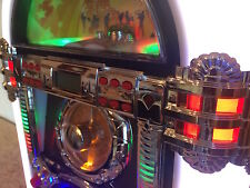 *** Mini  JUKE BOX CD LASER BLUETOOTH USB *** jukebox