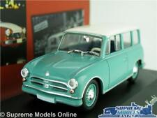 AWZ P70 KOMBI MODEL CAR 1:43 SCALE IXO DDR AUTO 7230037 GREEN ESTATE K8
