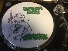 """12""""  VINYL RECORD   FELT  SLIPMAT  GREEN DAY  KERPLUNK  LP"""