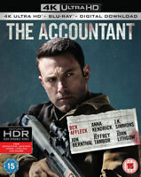 The Accountant 4K Ultra HD Nuovo UHD (1000633347)