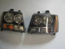 2007 Chevrolet Tahoe headlights
