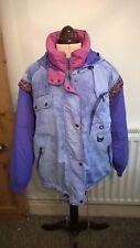 NEVICA Ladies size 14 Purple + Pink Ski Jacket