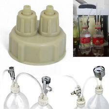 Aquarium Bottle Cap  DIY Generator Part Kit For Fish Tank Moss Plant CO2 System