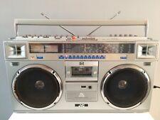 selten boombox JVC RC-M70L überarbeitet vollständig in sehr gutem Zustand Riemen