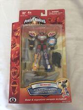Power Rangers Super Legends Retrofire Mighty Morphin' Megazord NIP VHTF MMPR