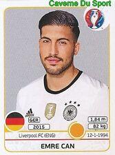 EMRE CAN GERMANY DEUTSCHLAND LIVERPOOL.FC RARE UPDATE STICKER EURO 2016 PANINI