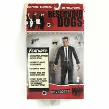 New Reservoir Dogs Mr. Blonde Action Figure Vic Vega • Michael Madsen • Mezco