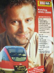 Brawa Katalog 1999/2000