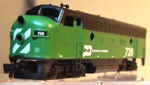 MTL Z 980 01 250 F7 BN Powered A-Unit Locomotive #720 (Tested) LNIB