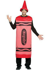 Adult Red Crayola Crayon Costume