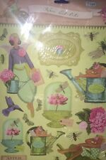 Tilda Garden Party Paper Cut-Outs
